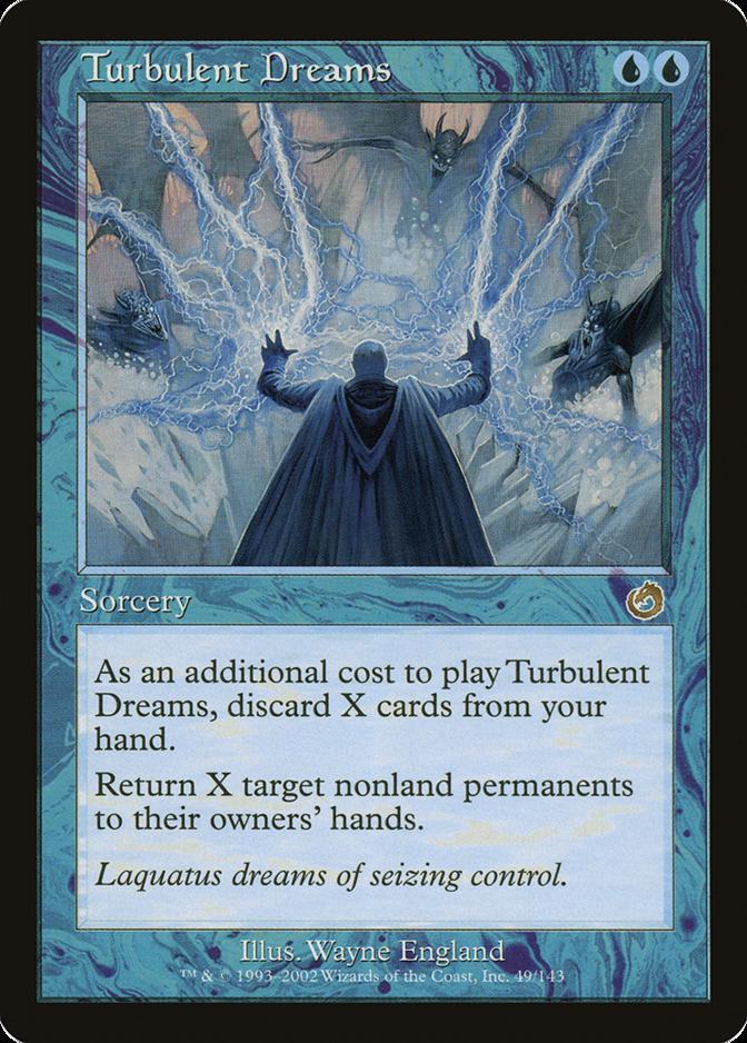 Turbulent Dreams [TOR]