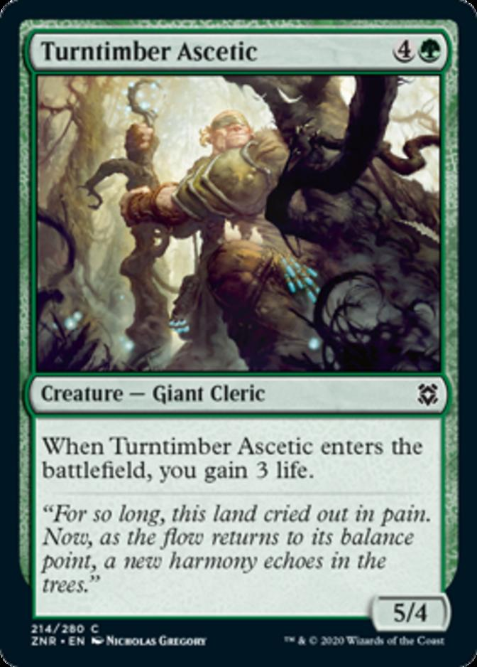 Turntimber Ascetic [ZNR]