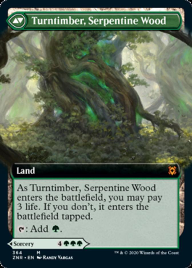 Turntimber, Serpentine Wood [PZNR]