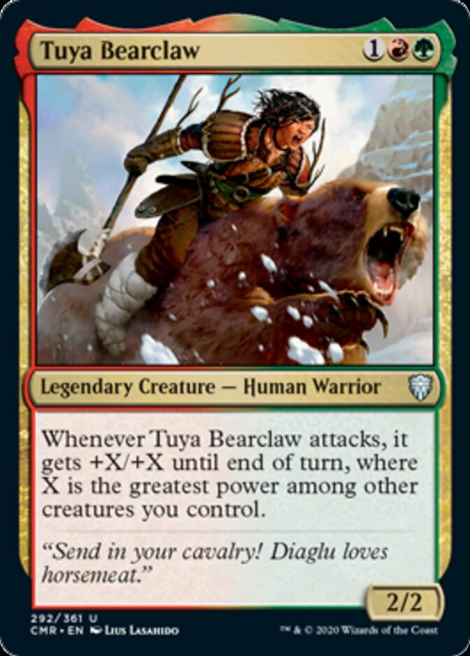 Tuya Bearclaw [CMR]
