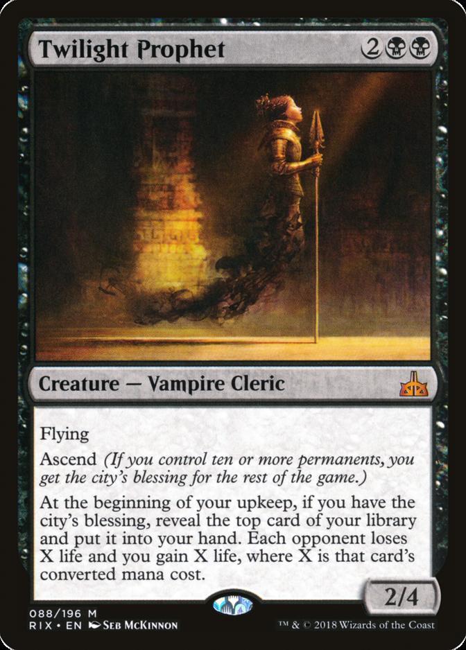 Twilight Prophet [RIX]