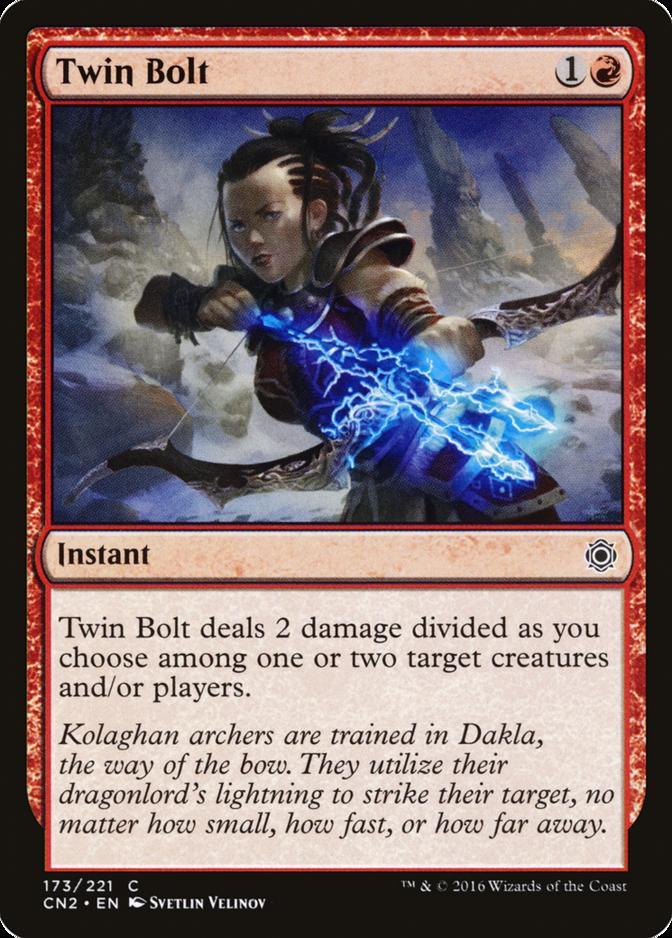Twin Bolt [CN2]