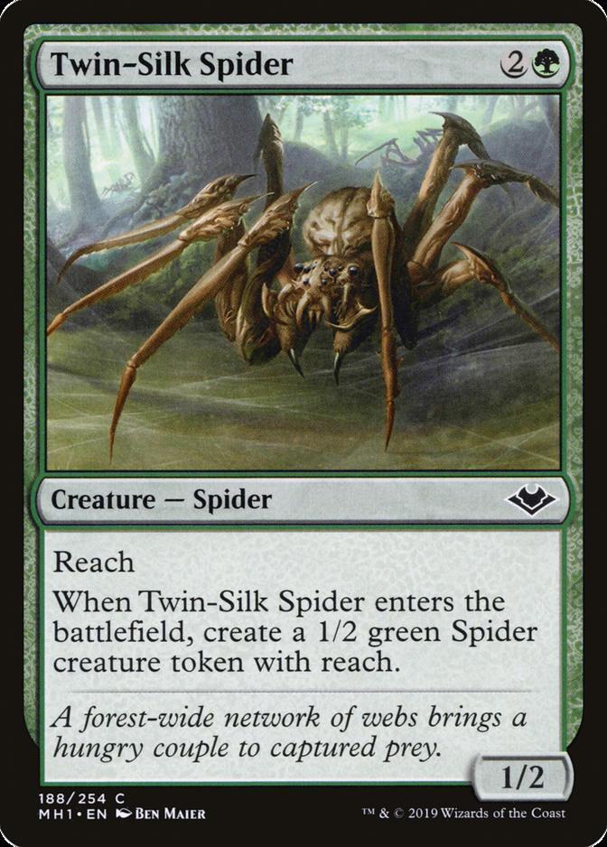 Twin-Silk Spider [MH1]