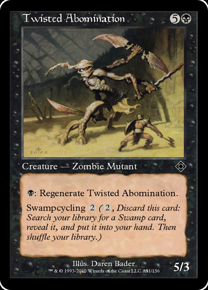 Twisted Abomination [TD0]