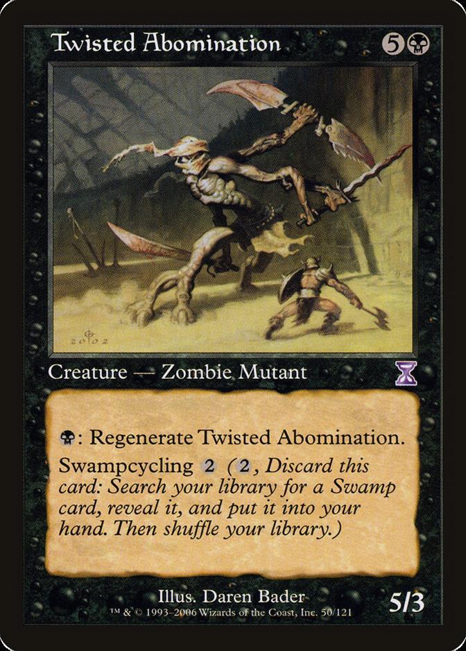 Twisted Abomination [TSB]