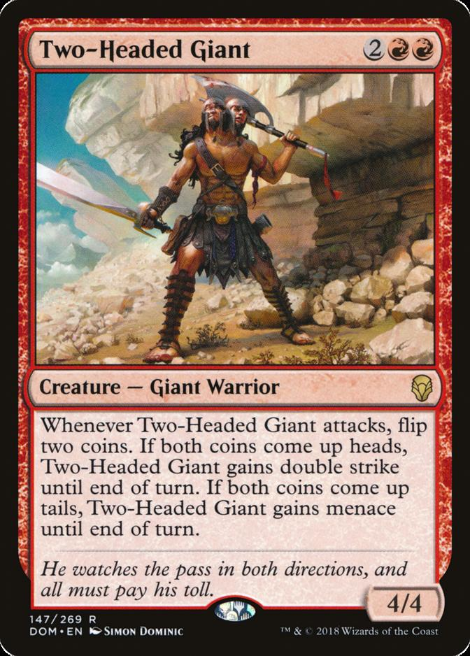 Two-Headed Giant [DOM]