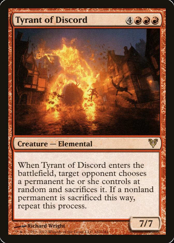 Tyrant of Discord [AVR]