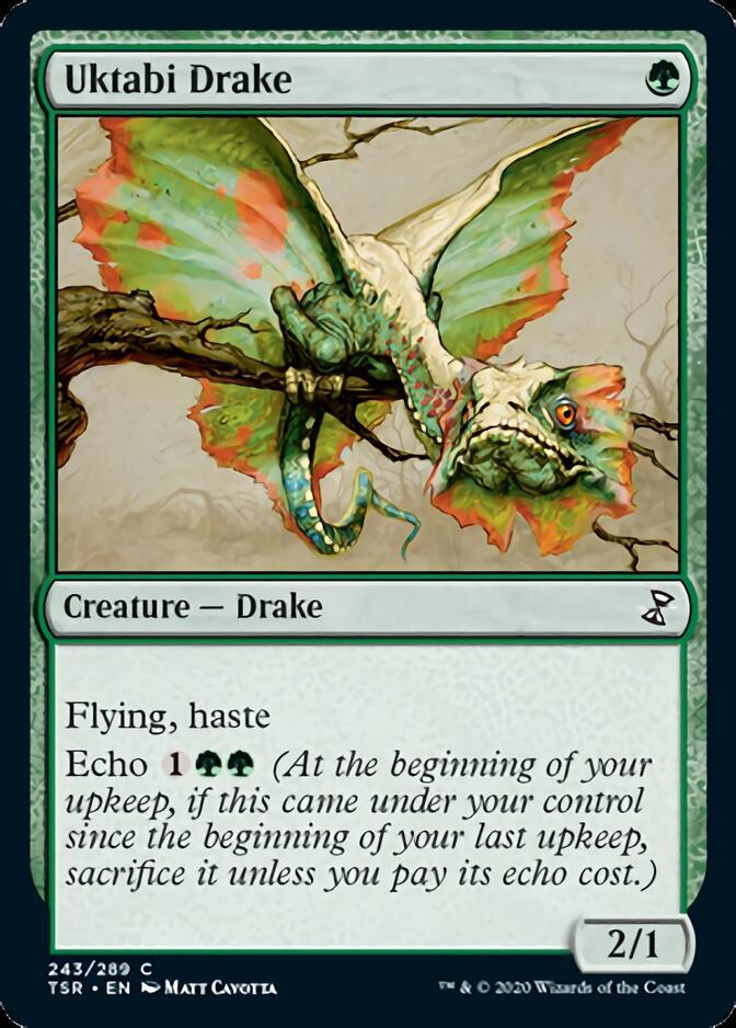 Uktabi Drake [TSR]