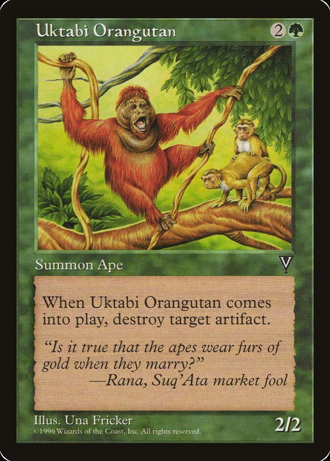 Uktabi Orangutan [VI]