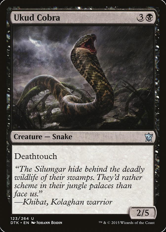 Ukud Cobra [DTK]