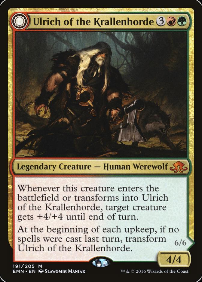 Ulrich of the Krallenhorde [EMN]