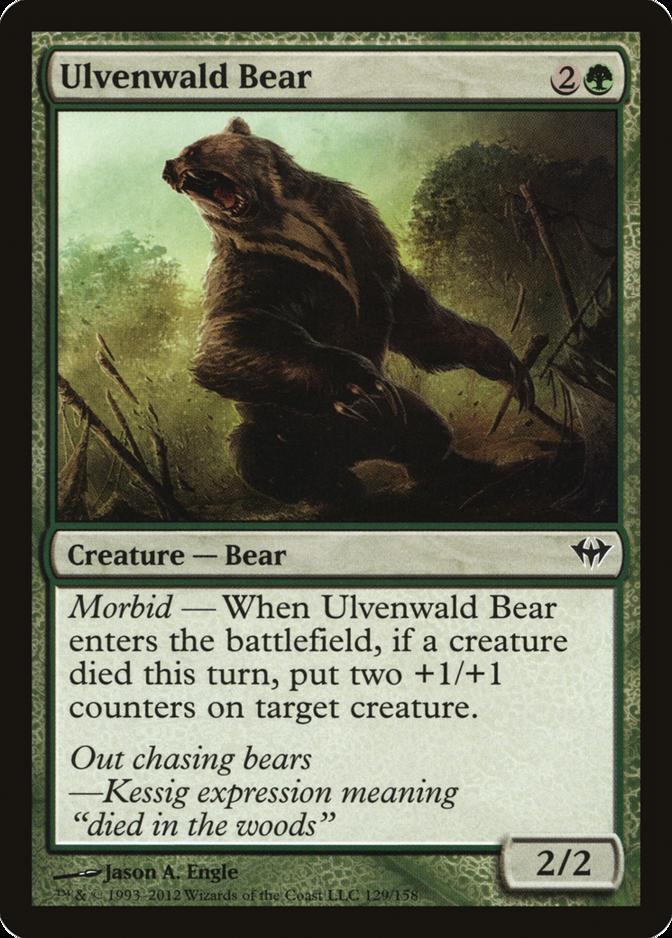 Ulvenwald Bear [DKA]