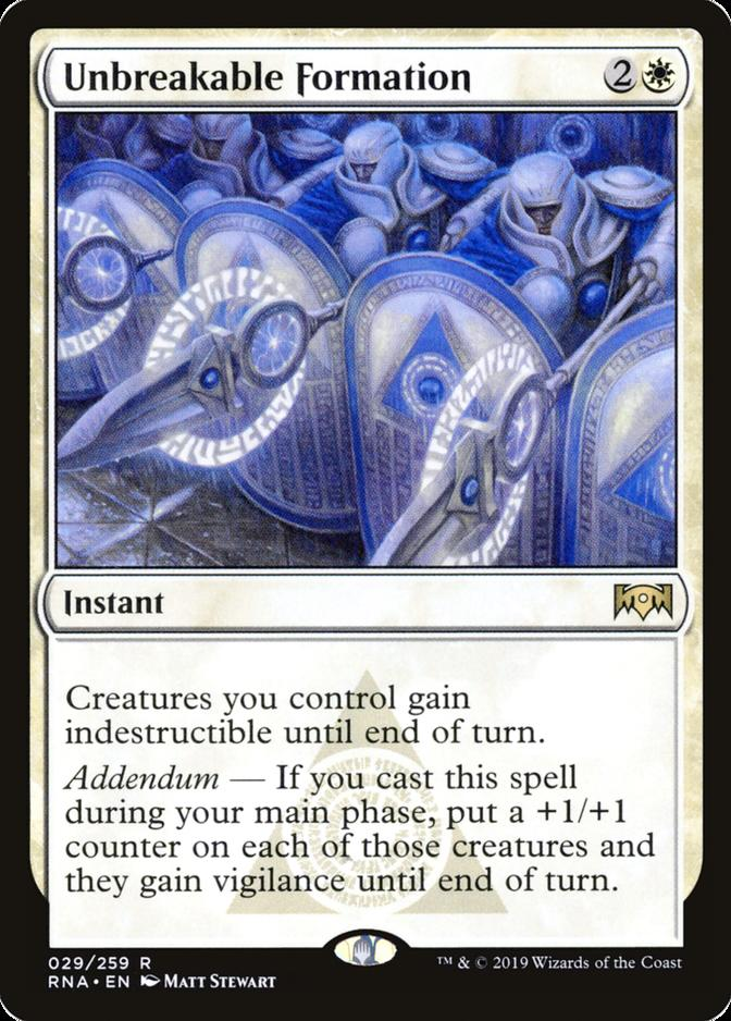 Unbreakable Formation [RNA]