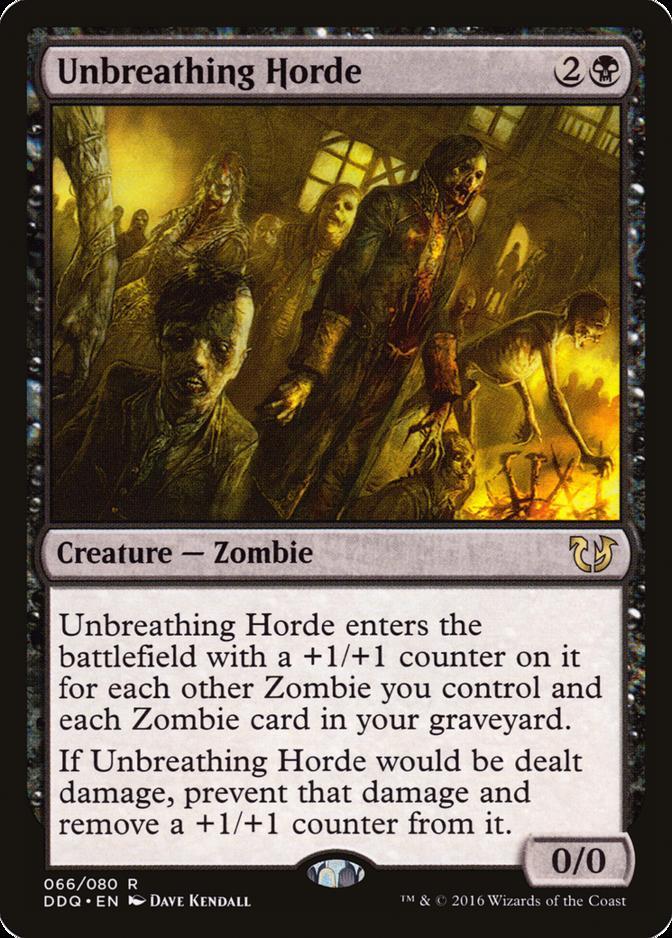 Unbreathing Horde [DDQ]