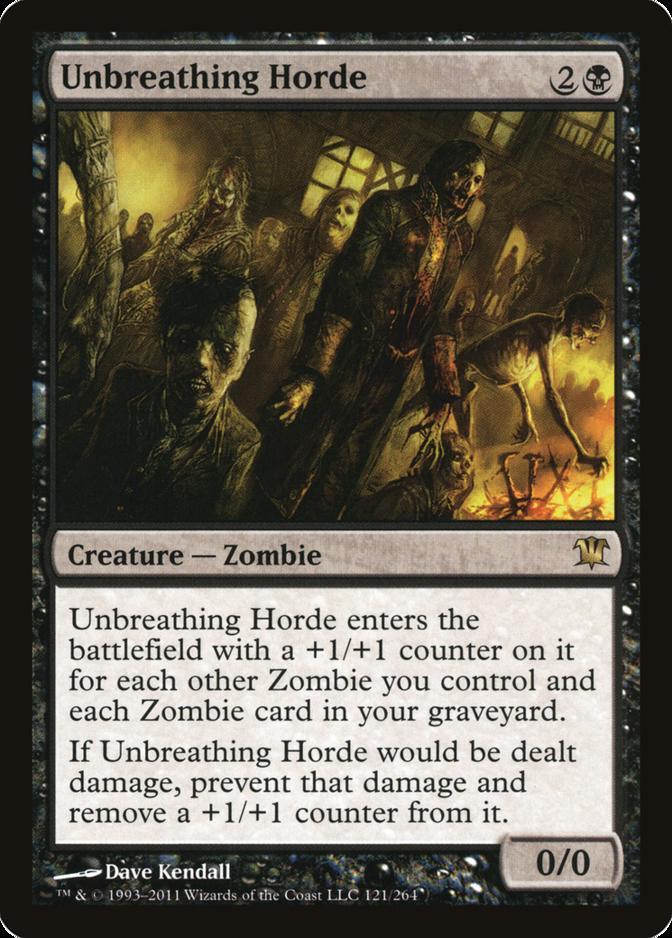 Unbreathing Horde [ISD]