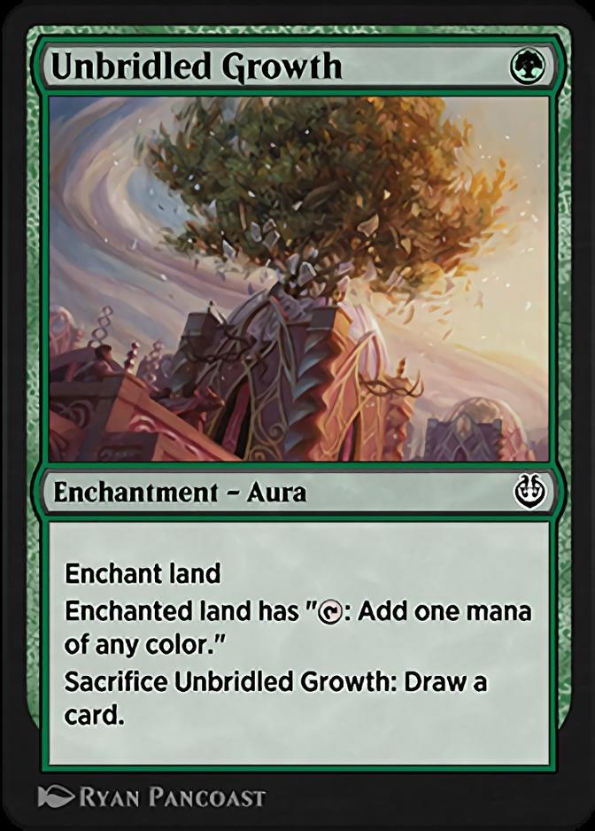 Unbridled Growth [KLR]
