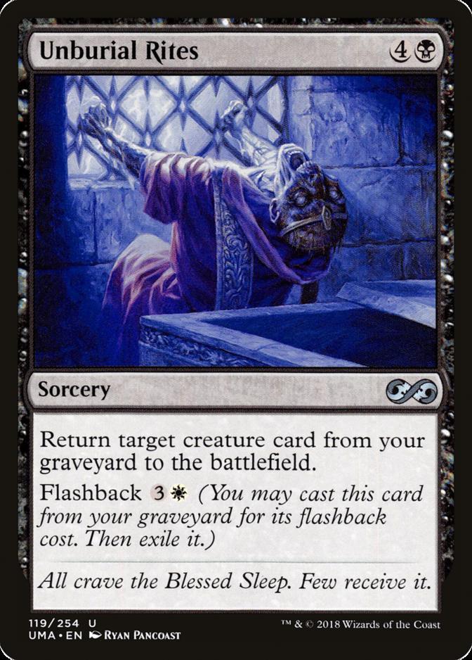Unburial Rites [UMA]