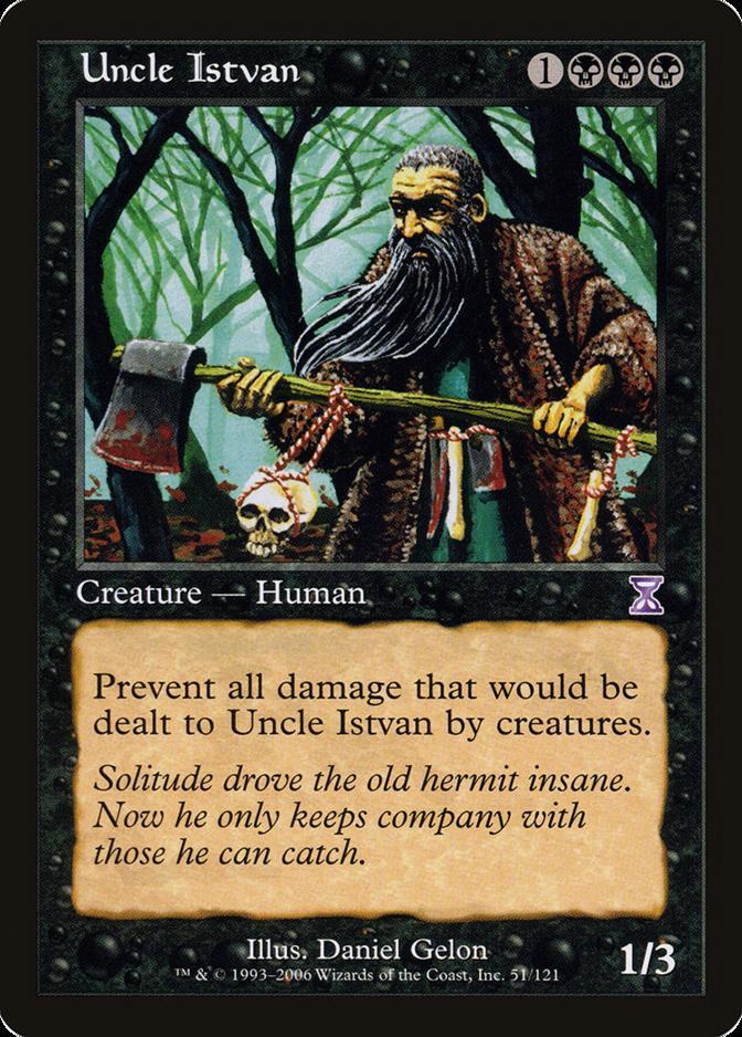 Uncle Istvan [TSB]