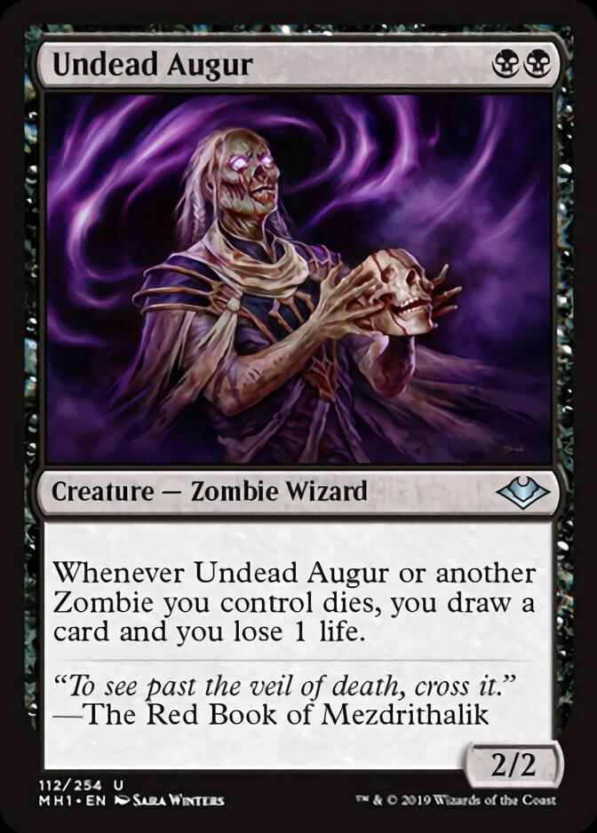 Undead Augur [J21]