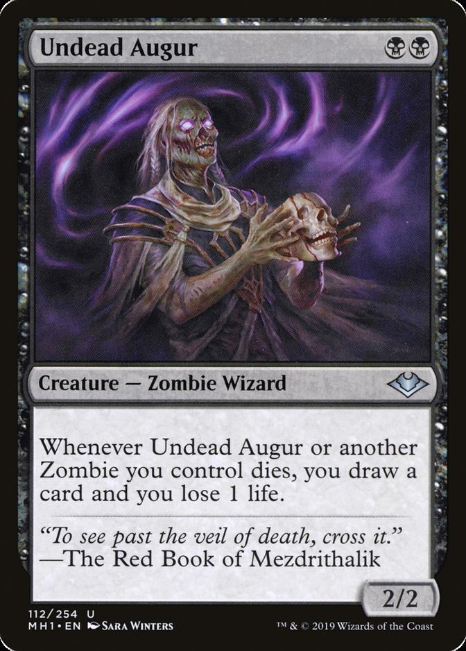 Undead Augur [MH1] (F)