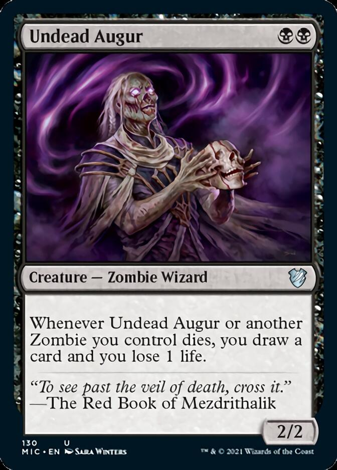 Undead Augur [MIC]