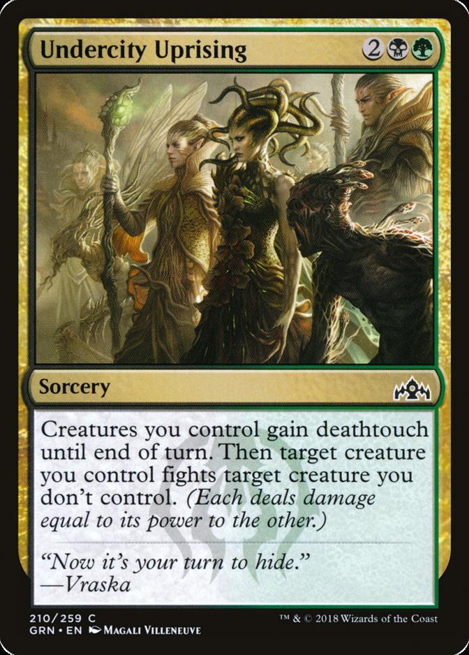 Undercity Uprising [GRN]