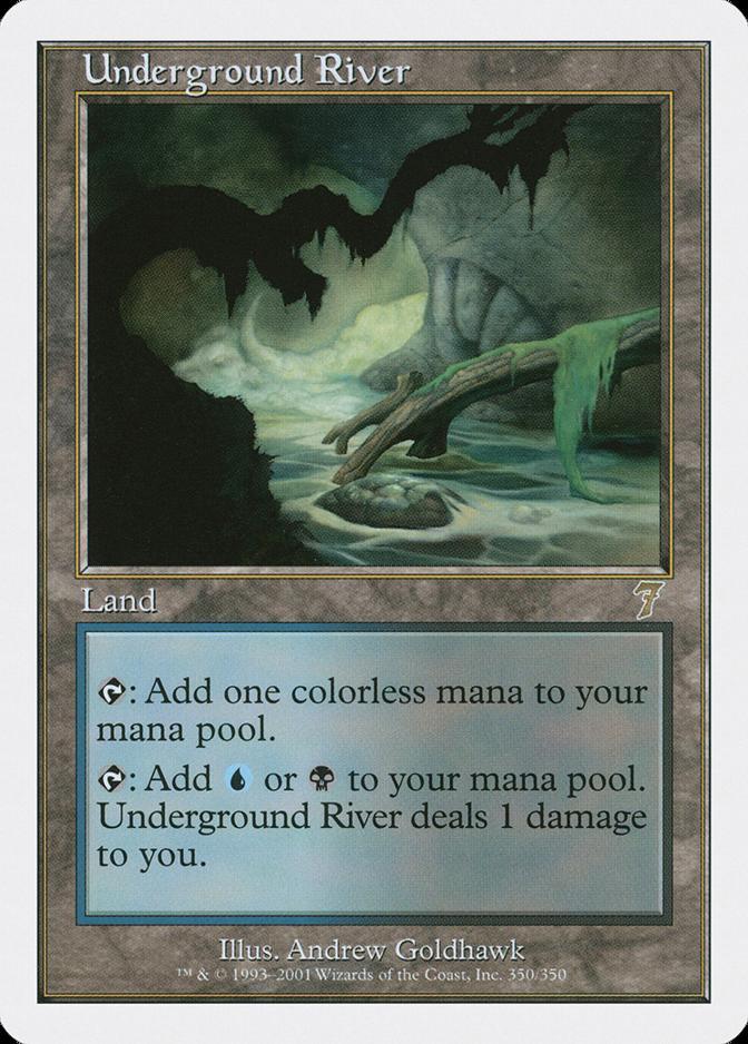 Underground River [7E]