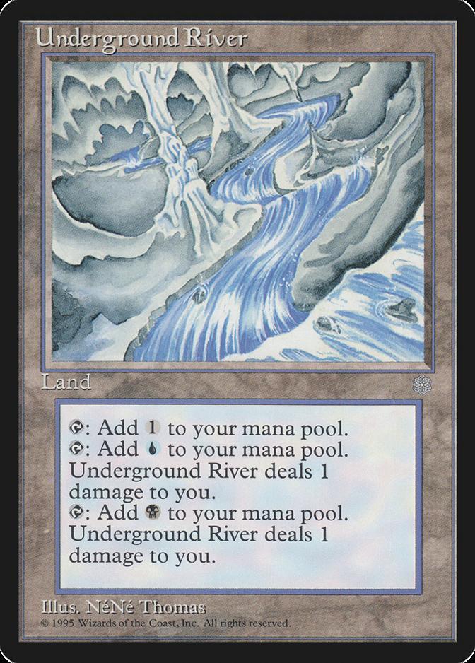 Underground River [ICE]
