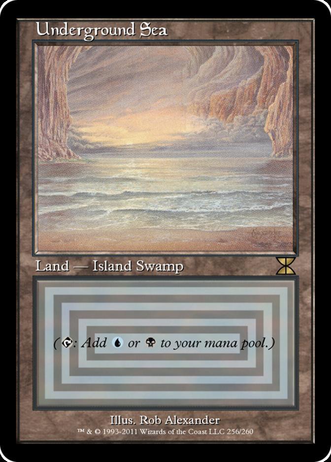 Underground Sea [ME4]