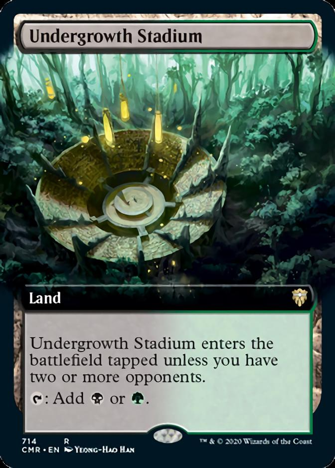 Undergrowth Stadium [PCMR]