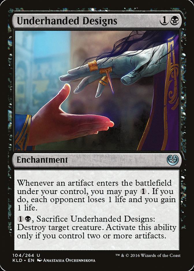 Underhanded Designs [KLD]