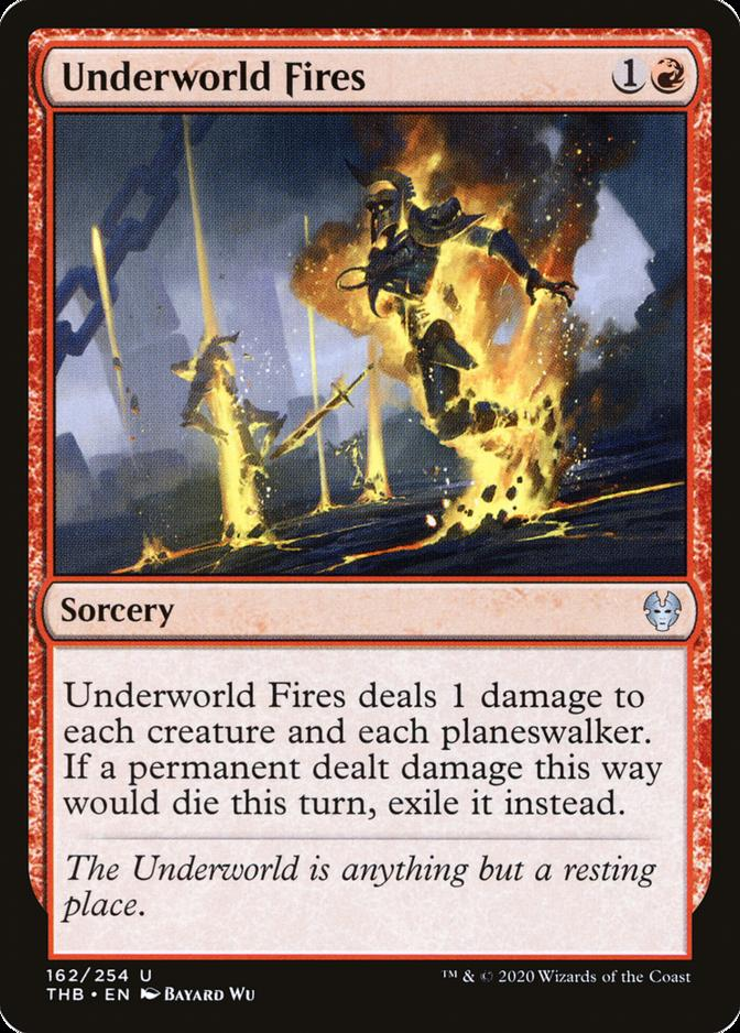Underworld Fires [THB]