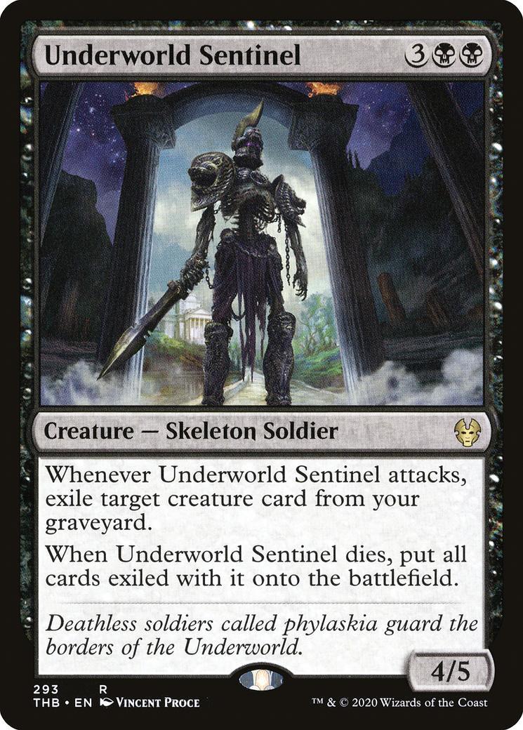Underworld Sentinel [THB]