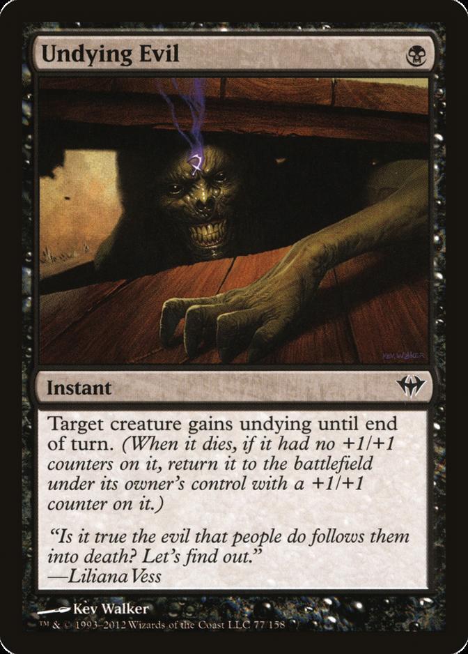 Undying Evil [DKA]