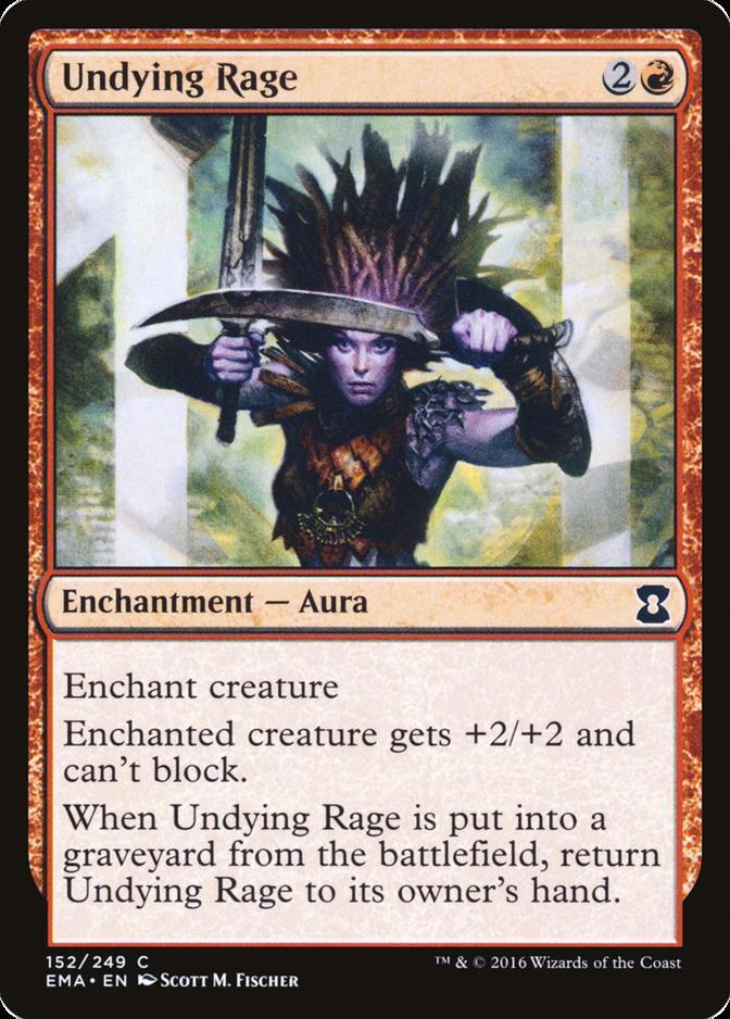 Undying Rage [EMA]