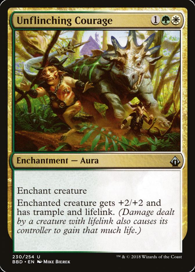 Unflinching Courage [BBD]