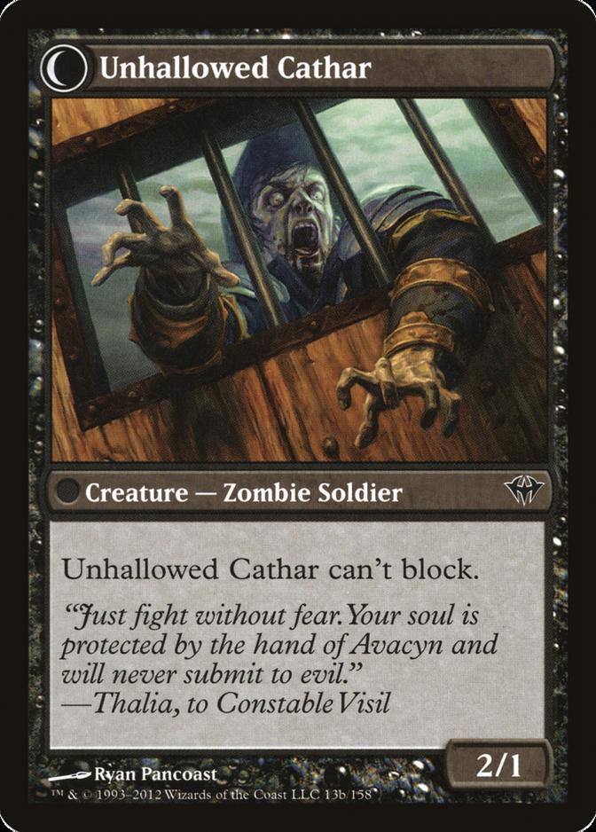 Unhallowed Cathar [DKA]
