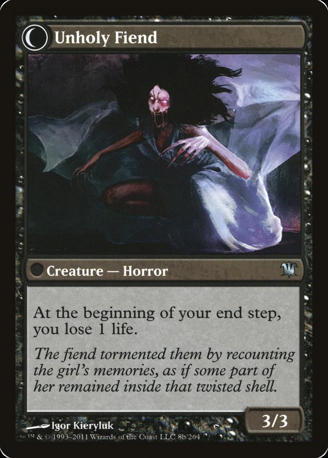 Unholy Fiend [ISD] (F)