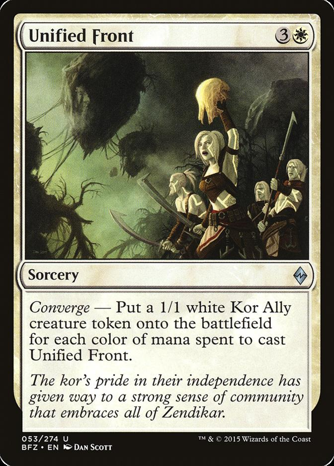 Unified Front [BFZ]