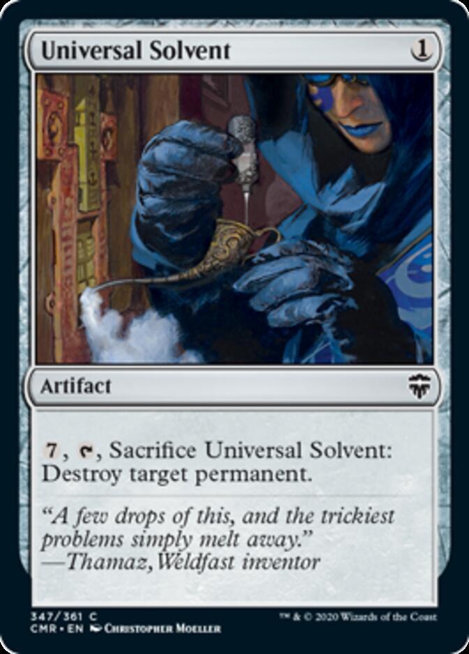 Universal Solvent [CMR]