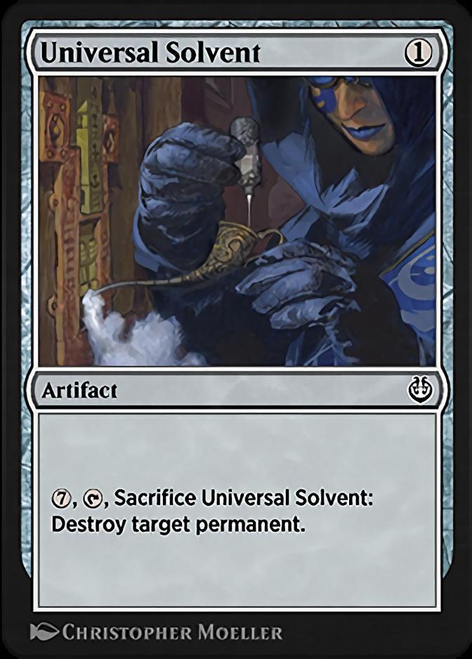 Universal Solvent [KLR]