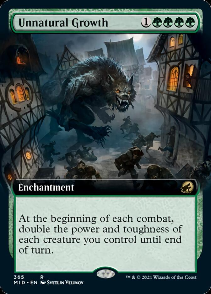 Unnatural Growth <extended> [MID]