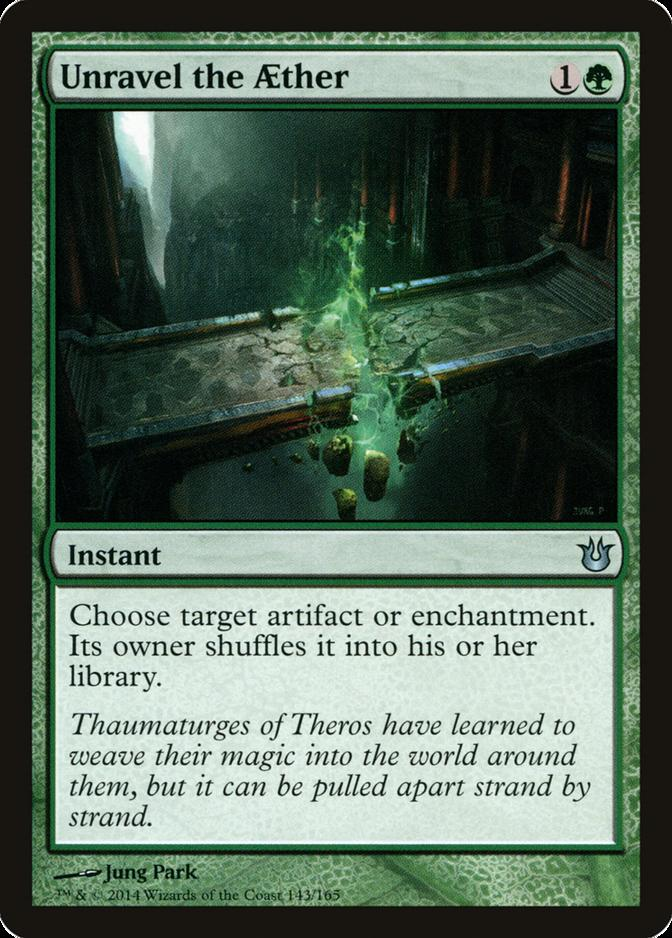 Unravel the Aether [BNG]