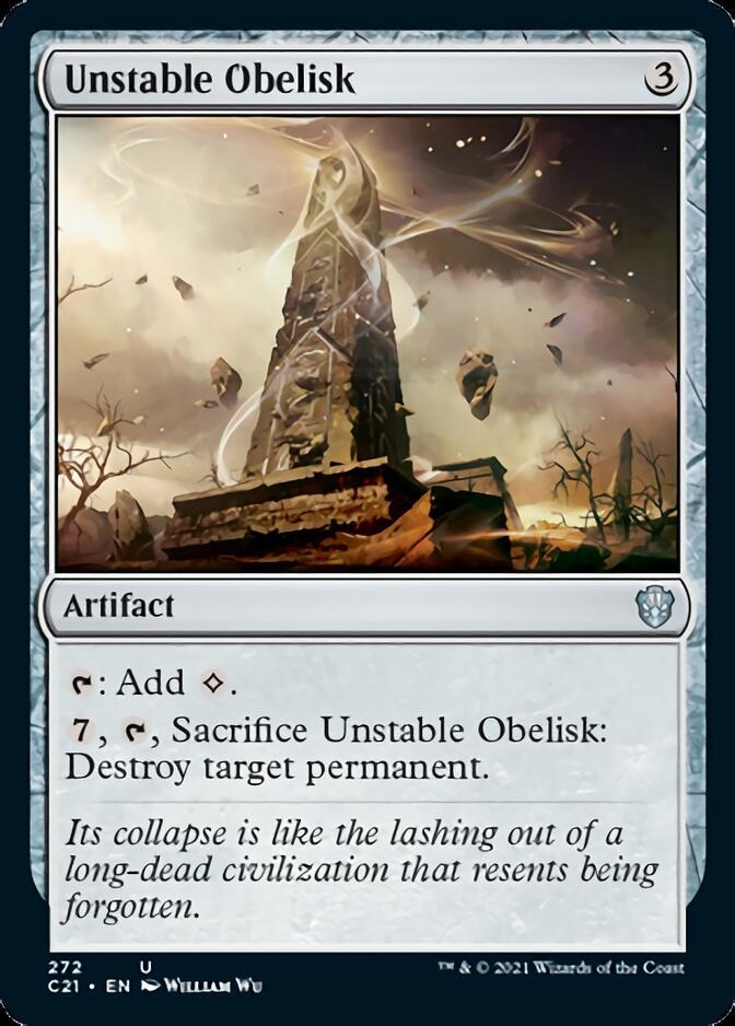 Unstable Obelisk [C21]