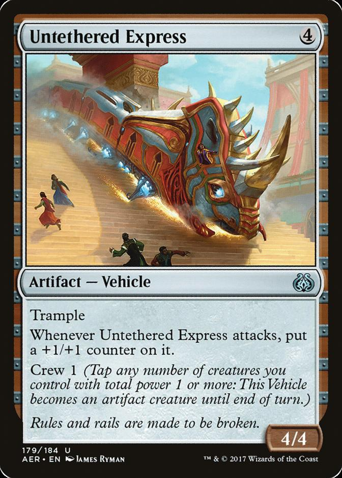 Untethered Express [AER]