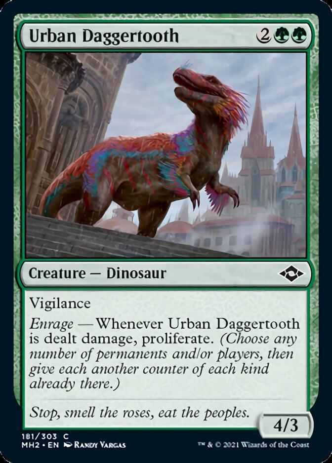 Urban Daggertooth [MH2]