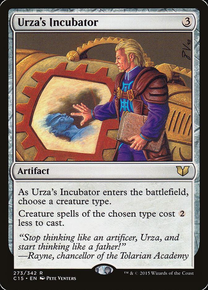 Urza's Incubator [C15]