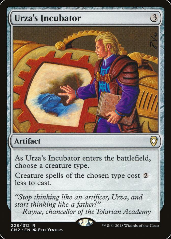 Urza's Incubator [CM2]