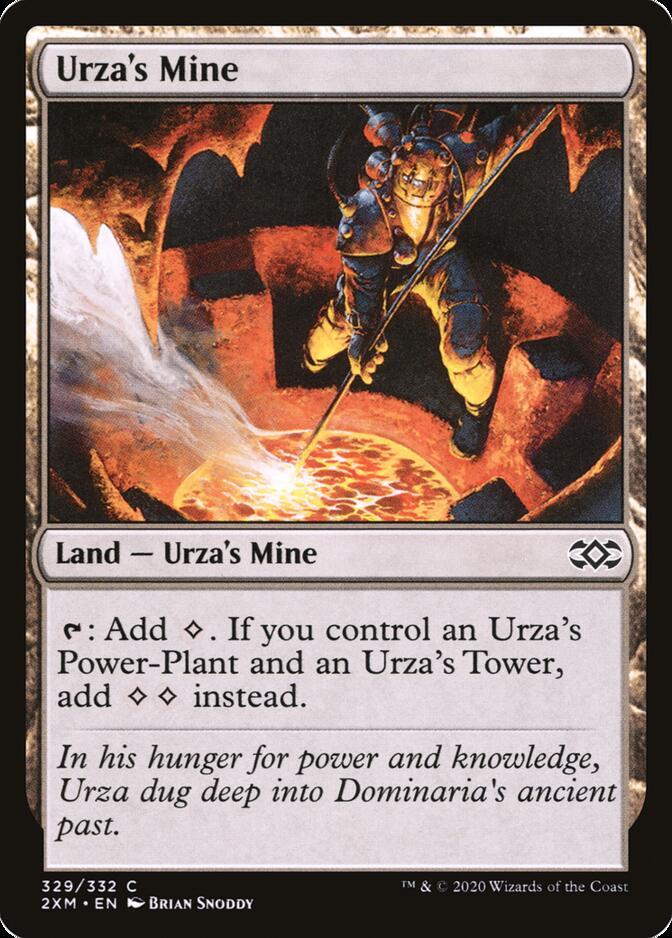 Urza's Mine [2XM]