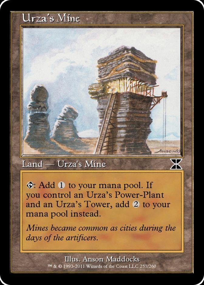 Urza's Mine [ME4]